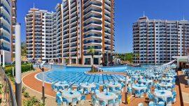 Boliger i Tyrkiet . Lejligheder,penthouse og villaer til salg i Alanya