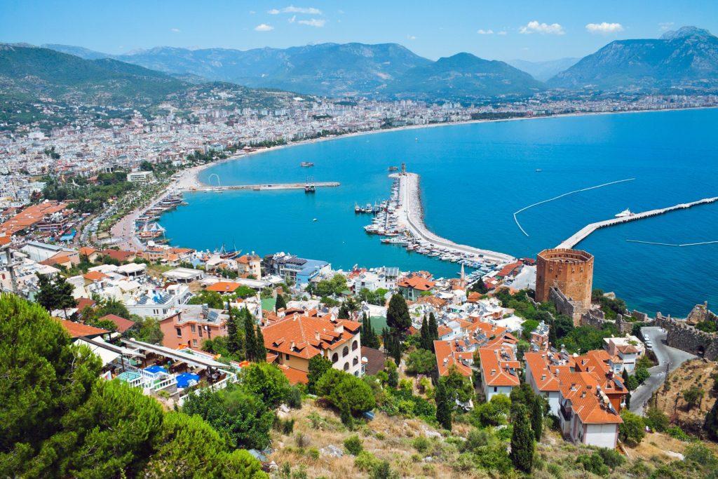 Lagenheter i Alanya 1024x683 Billig Feriehuse i Tyrkiet   Største udvalg, bedste priser